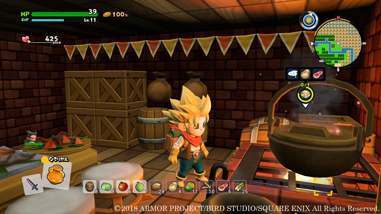 Dragon Quest Builders 2 8