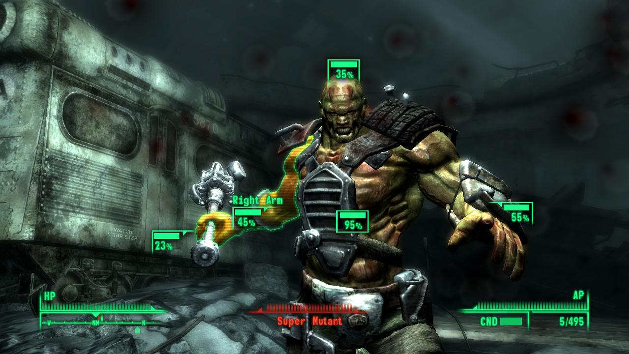 Fallout 3 VATS