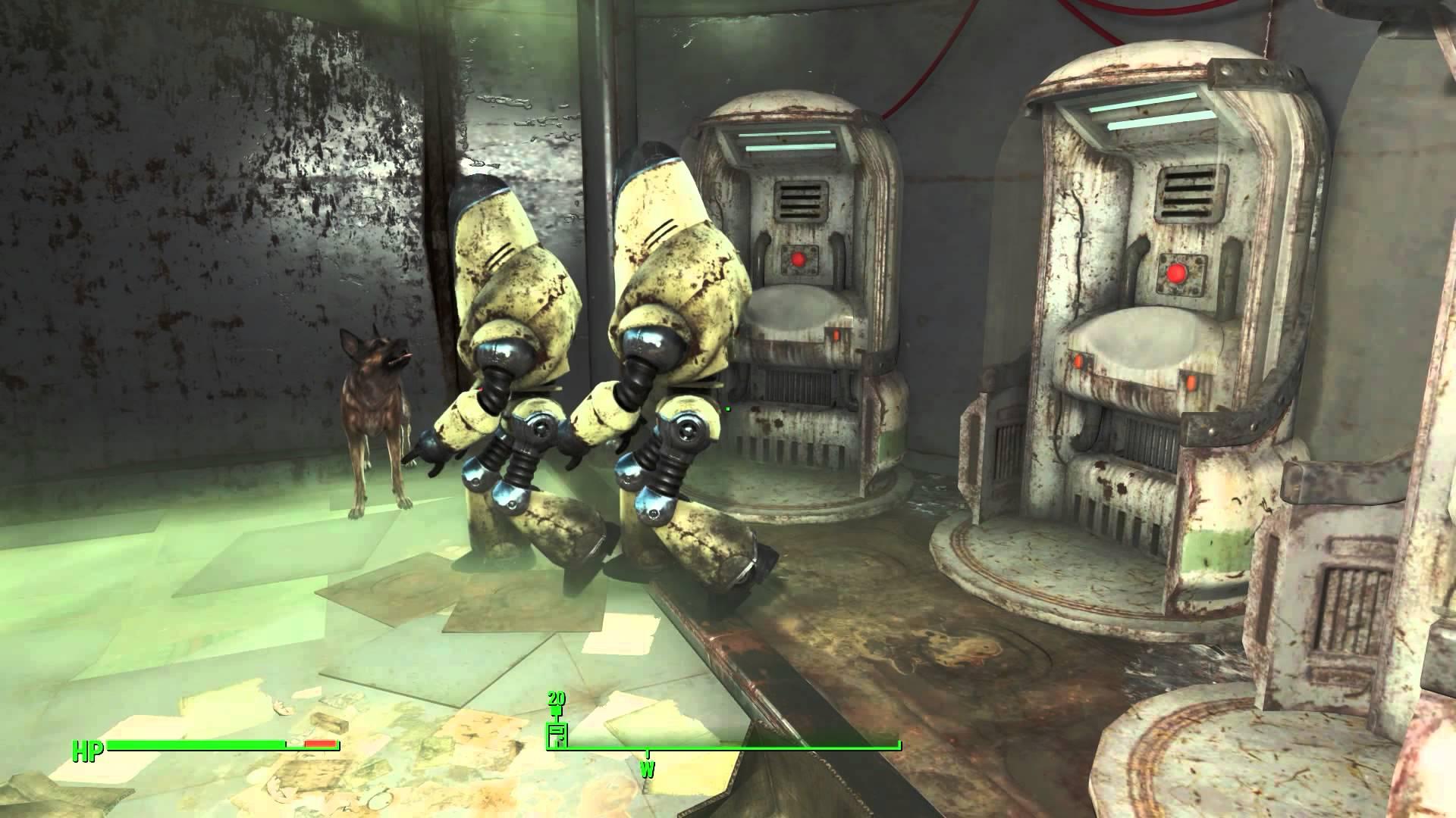 Fallout 4 - HalluciGen Inc