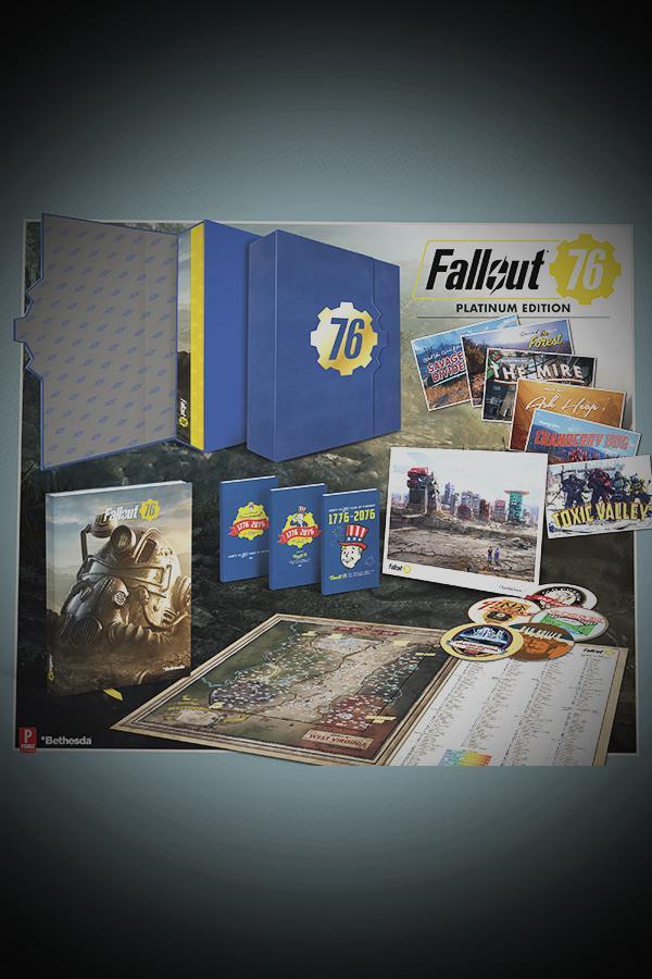 Fallout 76 Platinum Edition