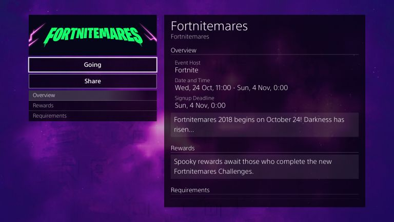Fortnite - Fortnitemares