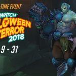 Overwatch Halloween Terror 2018 is Now Live, New Skins Revealed