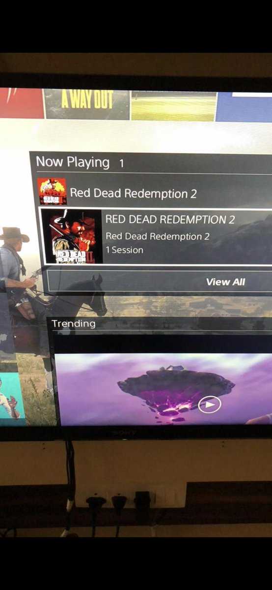 Red Dead Redemption 2 Leaked