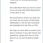 Red Dead Redemption 2_support