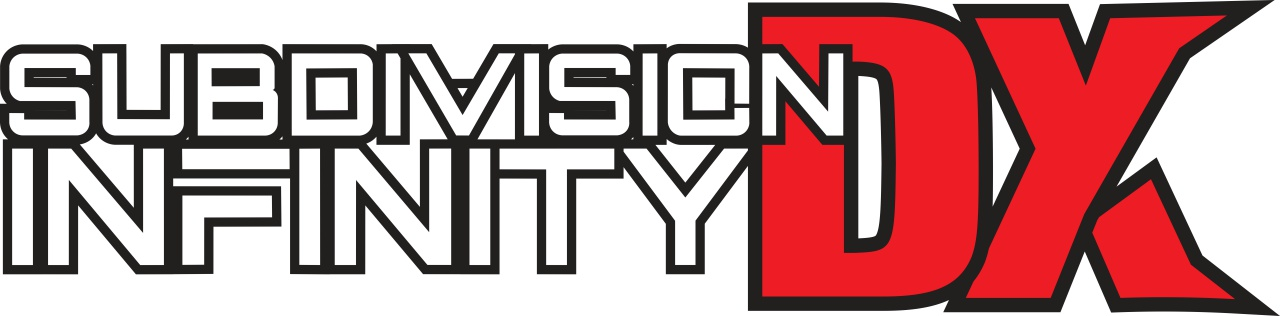 Subdivision Infinity DX Logo