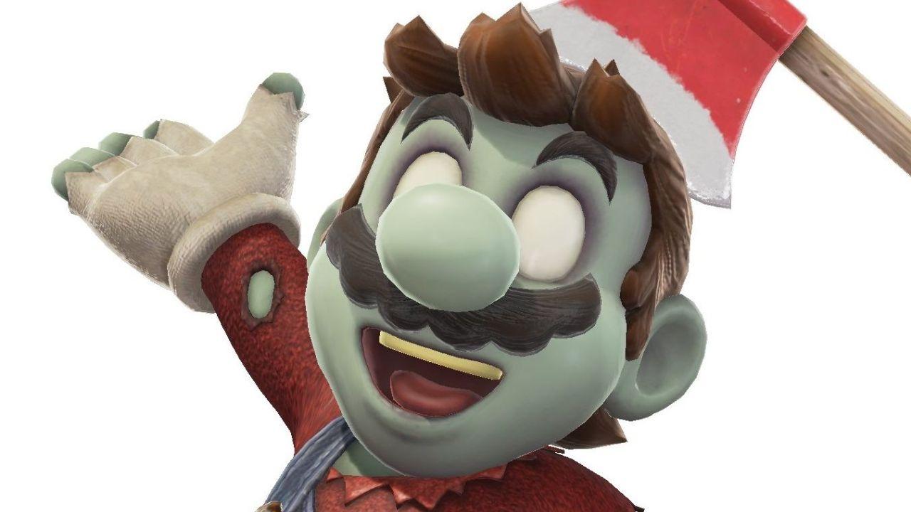Super Mario Odyssey_zombie