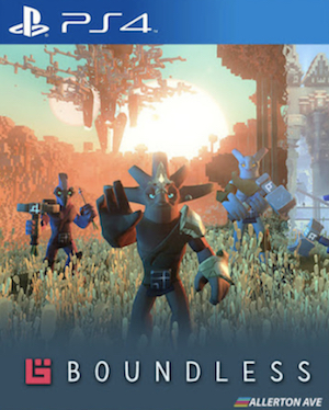 Boundless Box Art