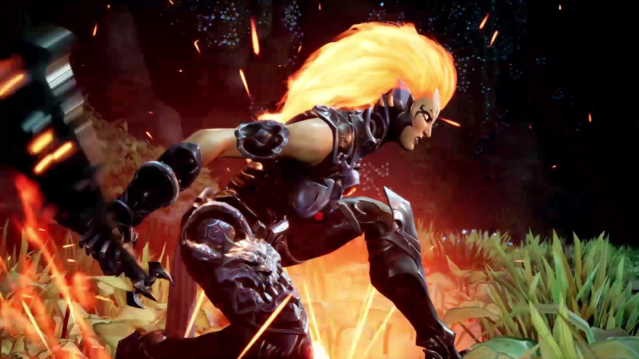 Darksiders Iii Review The Sound And The Fury