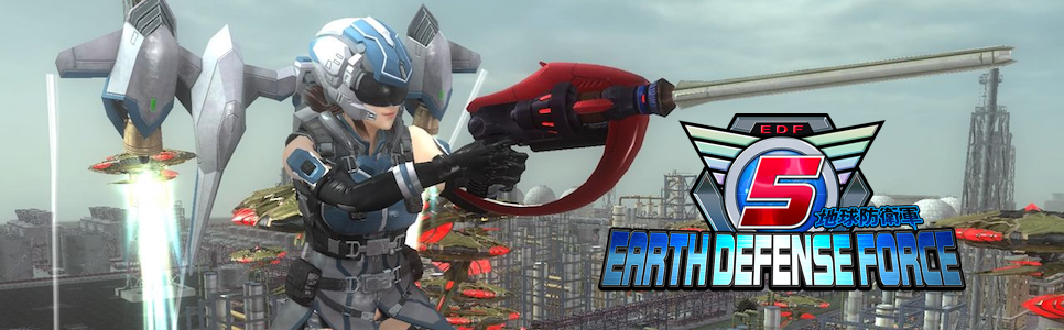 Earth Defense Force 5 Review – Don't Forget the Ammo