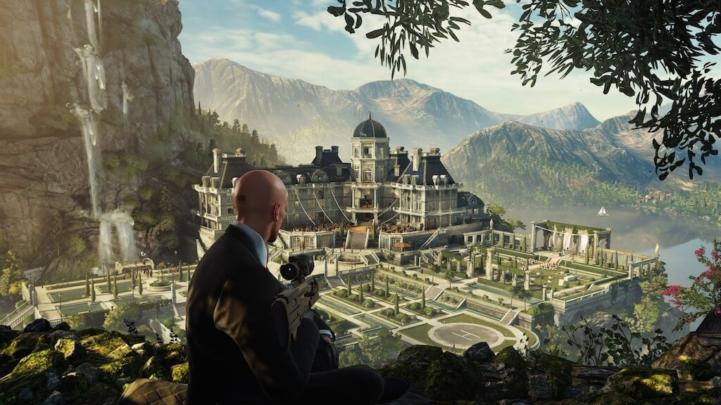 Hitman 2 S New Trailer Shows Off The Globe Trotting