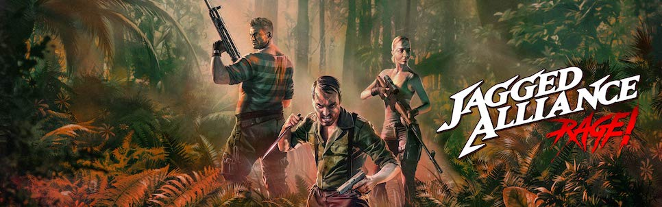 Jagged Alliance: Rage! Interview – Character Roster, Gameplay Changes, Difficulty, and More