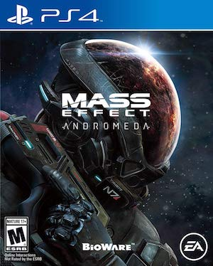 Mass Effect: Andromeda Box Art