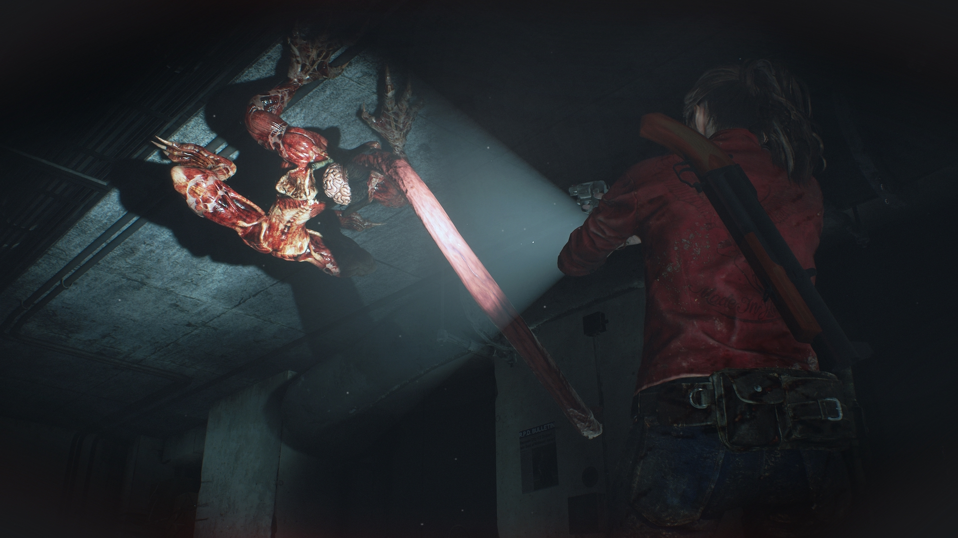 Resident Evil 2 Tech Analysis: PS4 Pro vs Xbox One X vs PC
