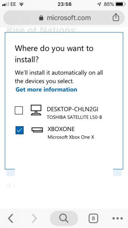 Aufstieg der Nationen definitiv Xbox One Aufstieg der Nationen definitiv Xbox One