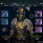 Assassin's Creed Odyssey Visual Customization Brings Transmog to Loot System