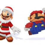 Super Mario Odyssey Gets Two New Costumes To Celebrate Christmas and Nostalgia