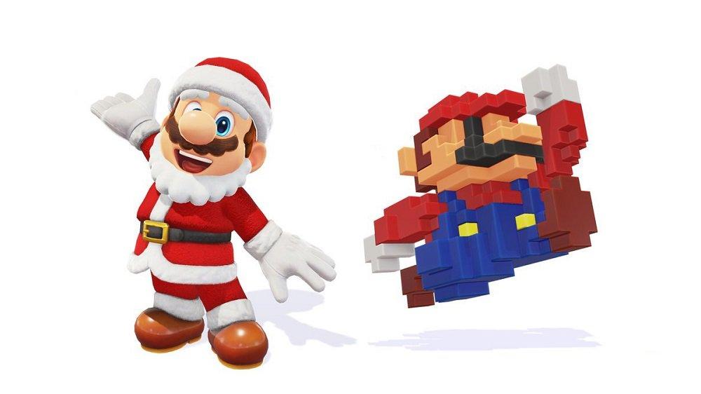 Mario Odyssey costumes