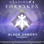Destiny 2's Black Armory DLC Releases on December 4th – Rumour