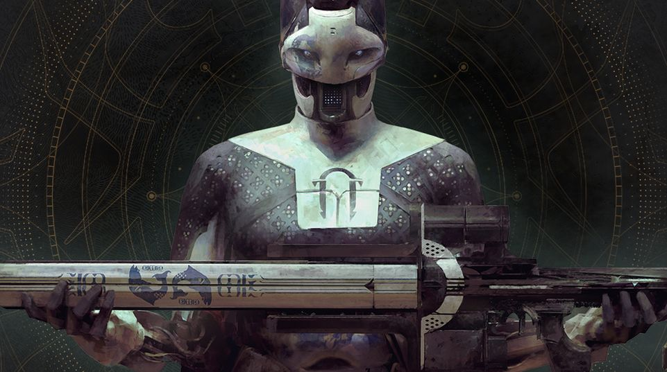 Destiny 2: Black Armory Features Horde-Like Lost Forges