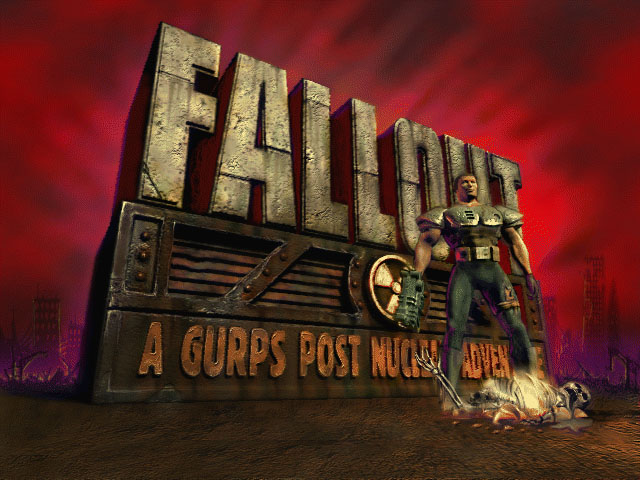Fallout - A GURPS Post-Nuclear Adventure