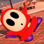 Mario Tennis Aces Gameplay Trailers Showcase Shy Guy and Petey Piranha