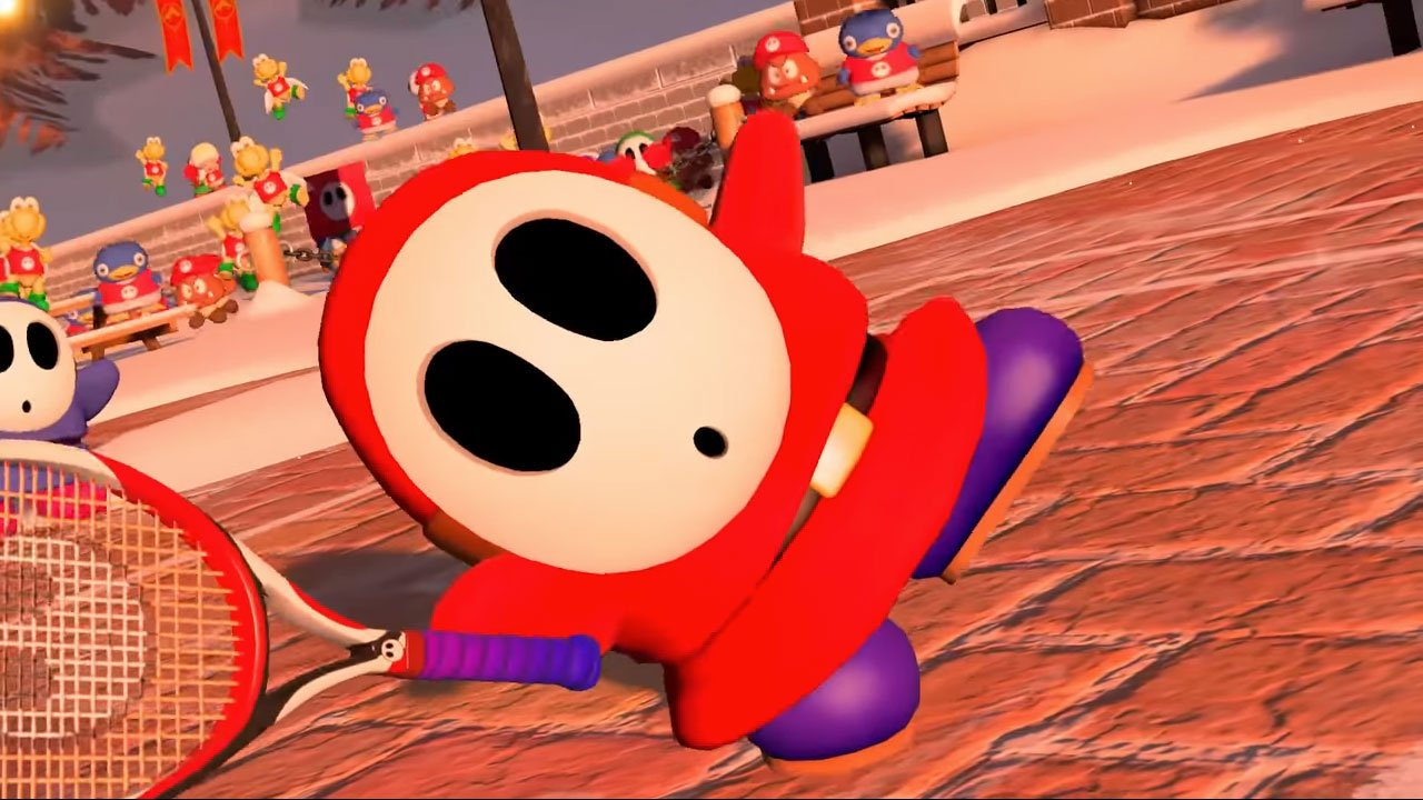 Mario Tennis Aces_Shy Guy