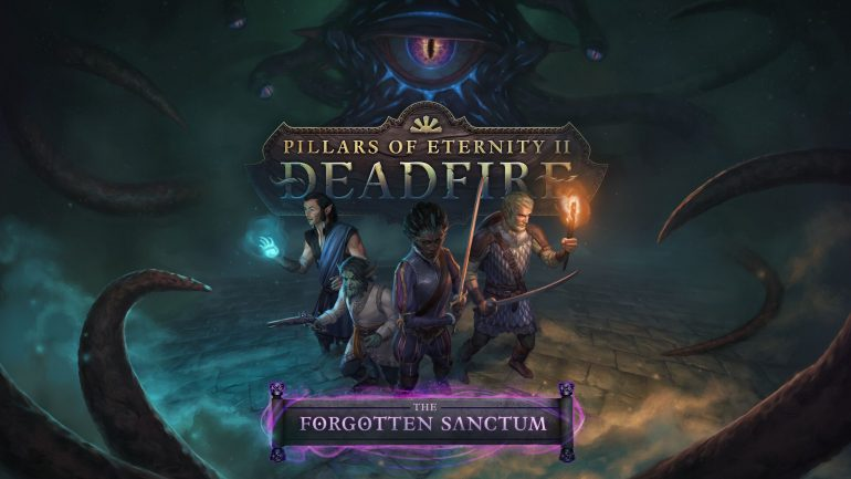Pillars of Eternity 2 Deadfire - The Forgotten Sanctum