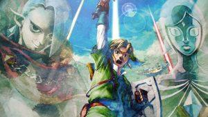 legend of zelda skyward sword iso
