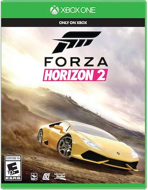 Forza Horizon 2 Box Art