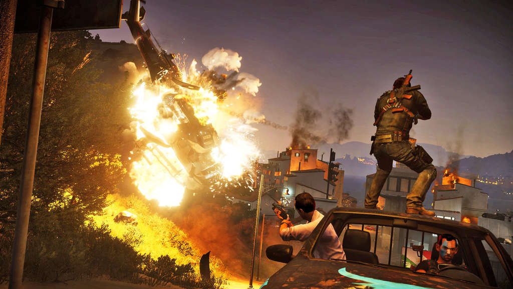 Just Cause 4 Guide: Unlimited Health, Money Cheat, How To