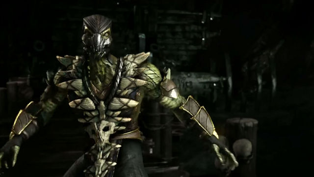 Mortal Kombat 11s Existence Possibly Confirmed By Voice Actor