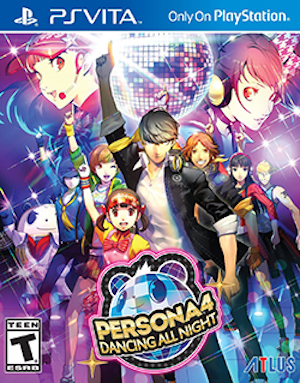 Persona 4: Dancing All Night Box Art
