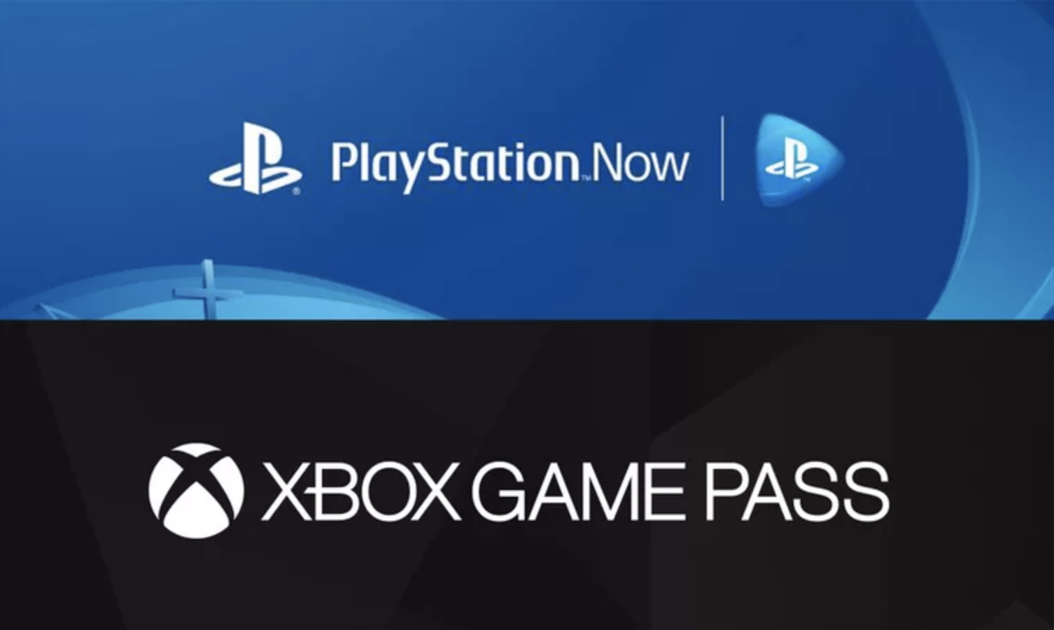 ps now xbox game pass
