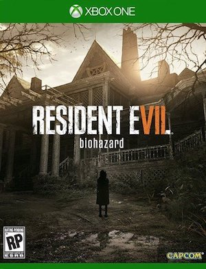 Resident Evil 7: Biohazard Box Art