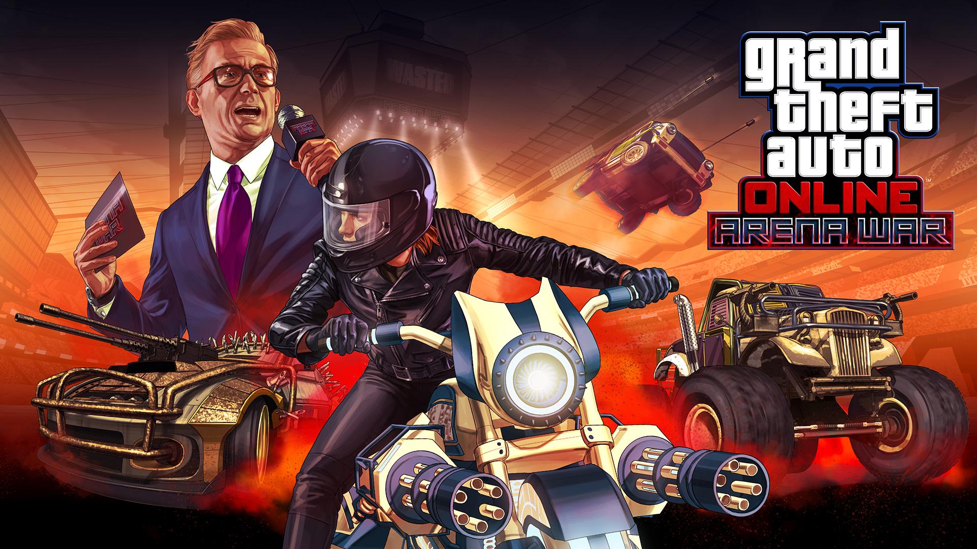 GTA Online_Arena War