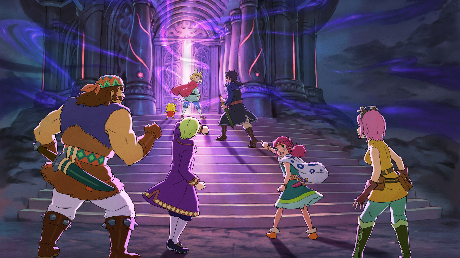 Ni no Kuni 2_The Lair of the Lost Lord