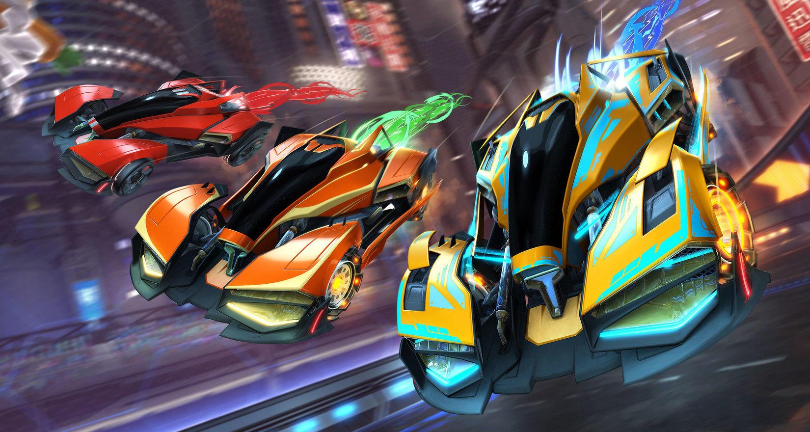 Rocket League_Rocket Pass 2