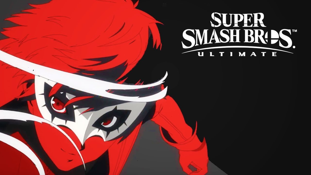 Super Smash Bros Ultimate_Joker
