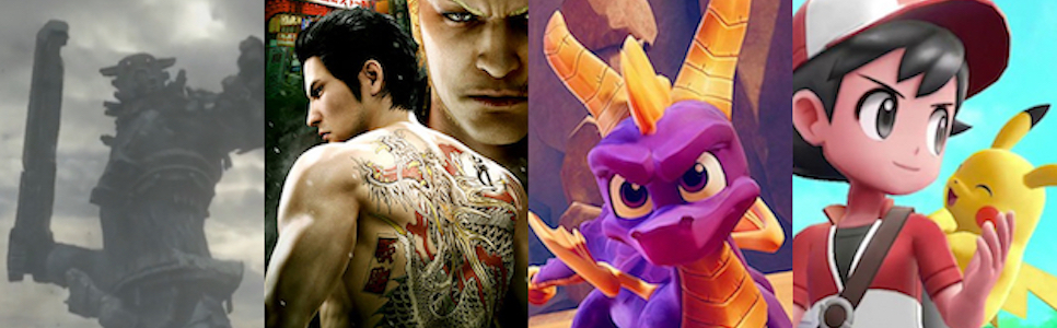 10 Best Remakes/Remasters/Re-Releases of 2018