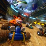 Crash Team Racing: Nitro-Fueled Gameplay Trailer Showcases More Sharp Visuals