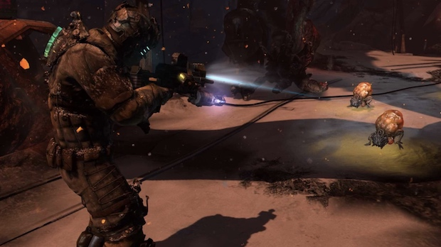 crawlers dead space