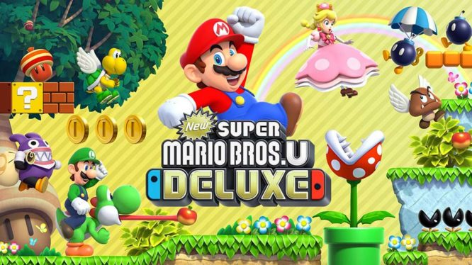 New Super Mario Bros. U Deluxe Review – What Is New Is Old ...