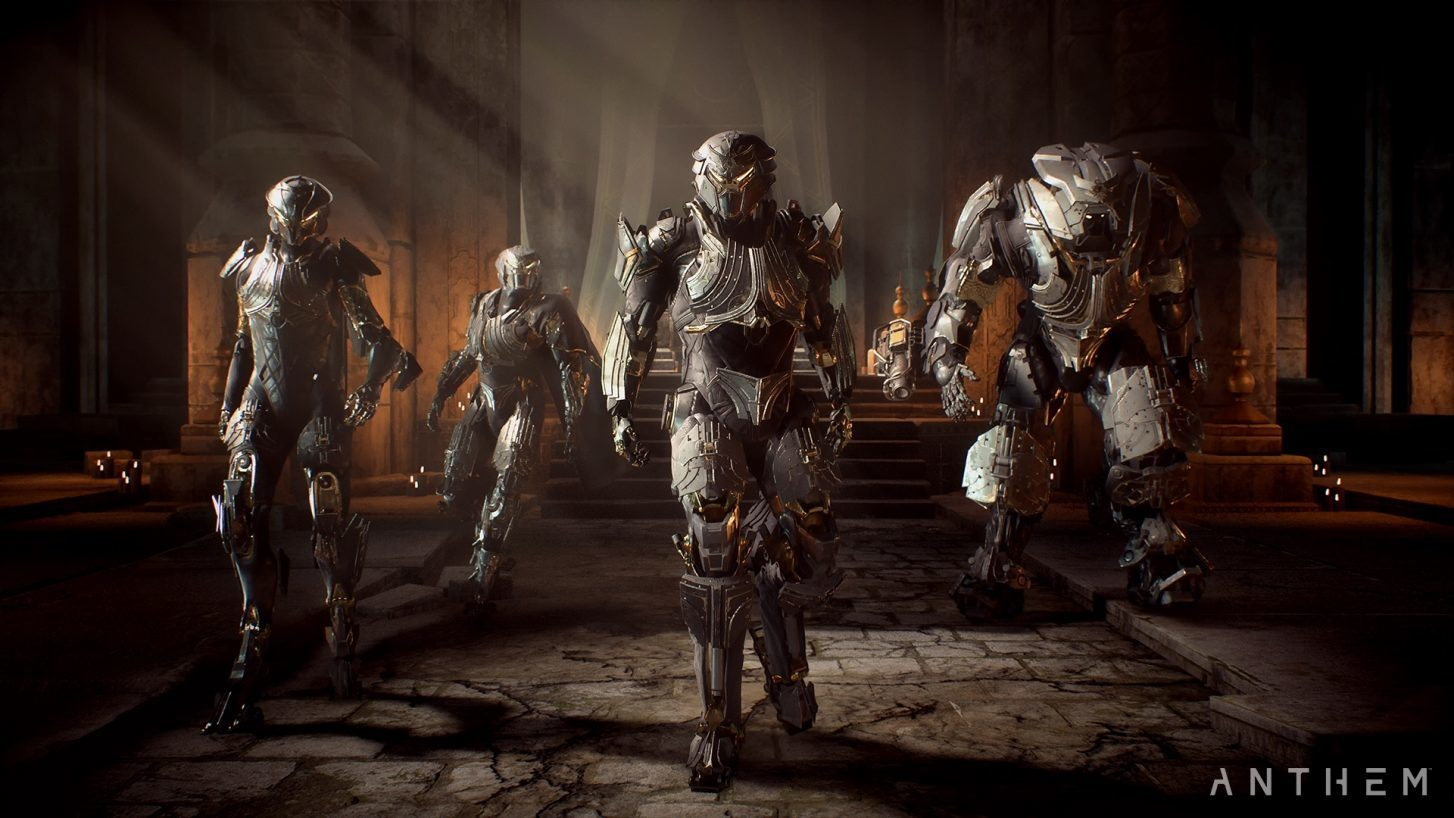 Anthem Demo Connectivity Issues Resolved Infinite Loading