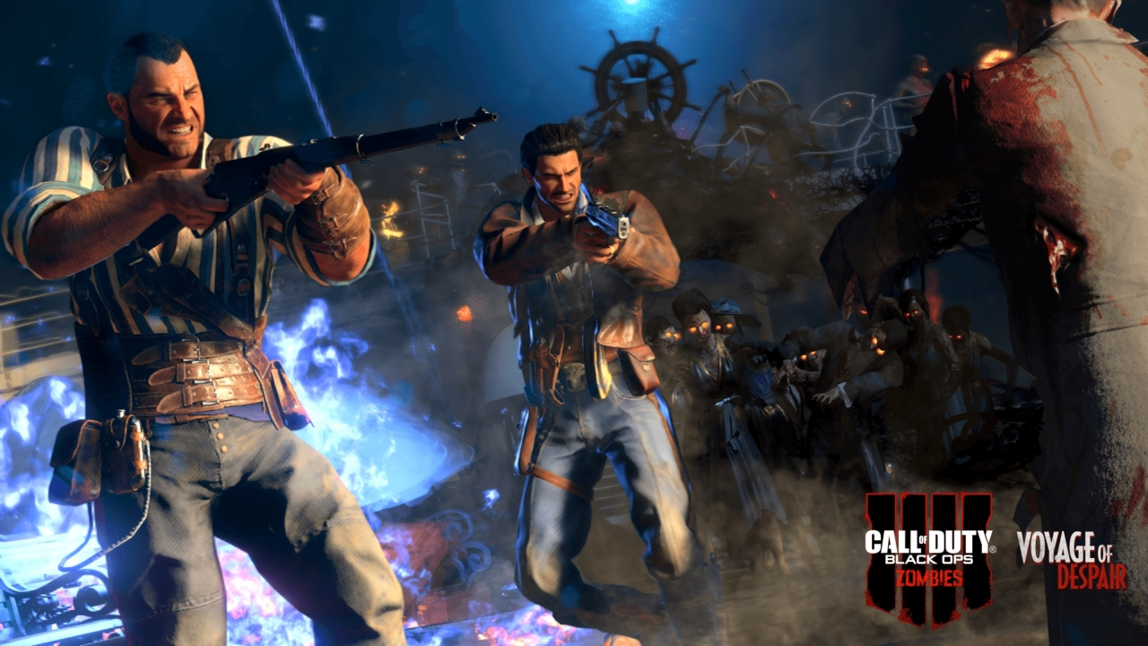 Call of Duty Black Ops 4_Zombies