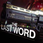 Destiny 2 Annual Pass Trailer Hypes The Last Word, Teases Thorn