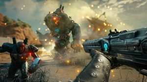 RAGE 2 Review – Walker, Wasteland Ranger