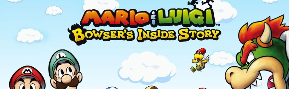 Mario And Luigi Bowser S Inside Story Bowser Jr S Journey