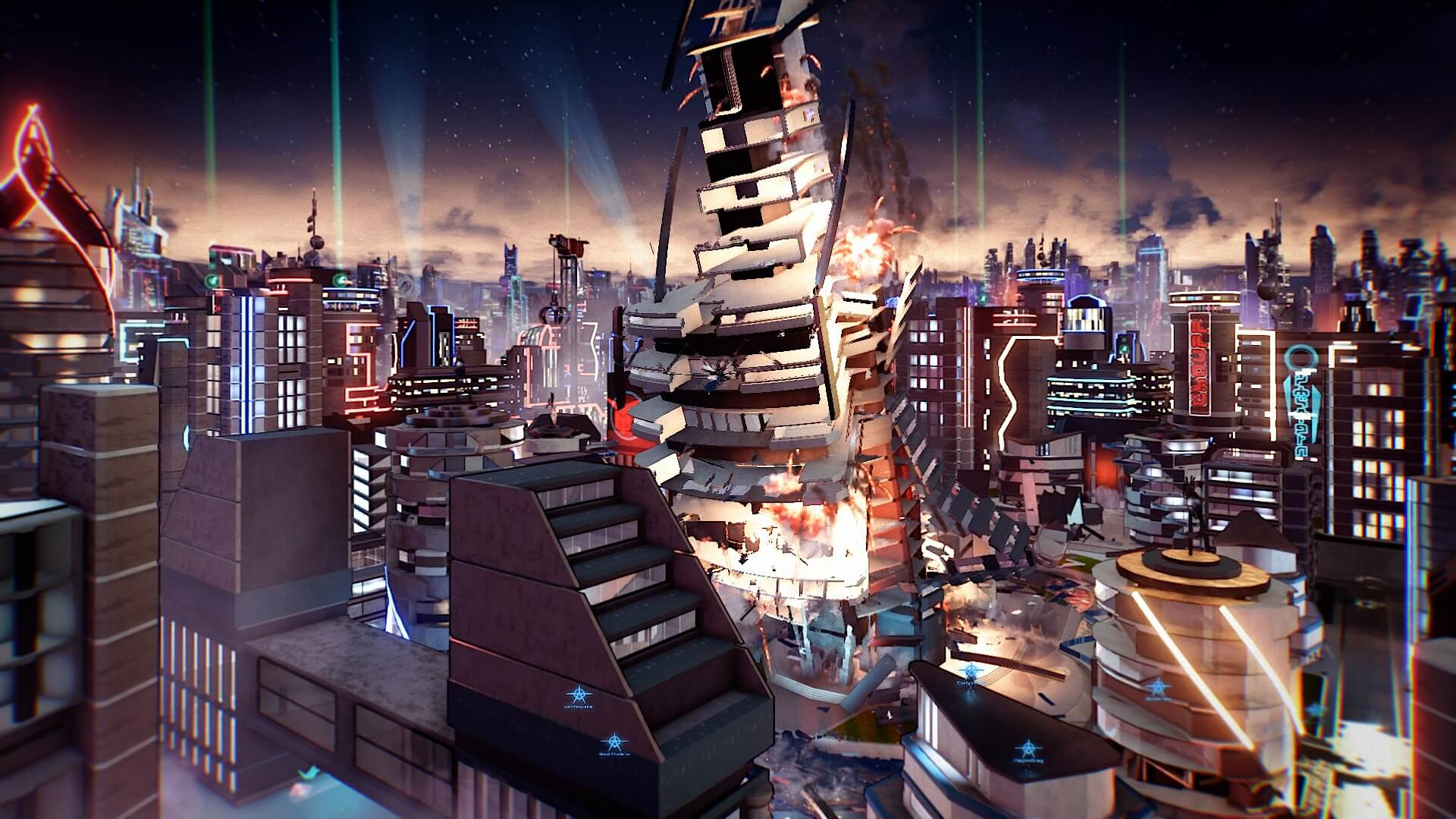 66c5b6a7070d Crackdown 3 has received its first major update since launch