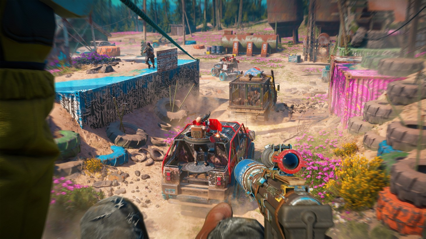 Far Cry New Dawn Guide 15 Best Tips And Tricks You Need To Keep