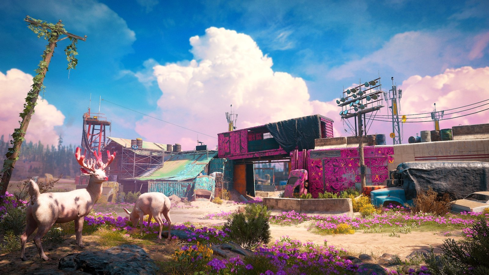 Far Cry New Dawn Gets A Lengthy List Of Fixes In Day One Patch